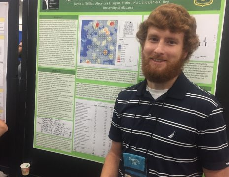 David Phillips - Research Poster Presentation